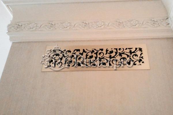 Вентиляционная декоративная решетка