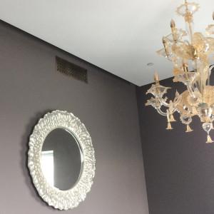 Декоративная решетка с затертостью и узором Windsor