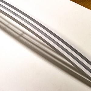 Вентиляционная радиусная решетка