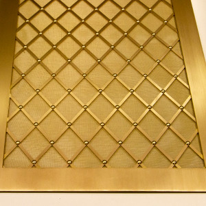 Декоративная панель для оформления лифтового холла